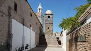 Einen Turm, den Torre del Fuerte, gibt es auch.