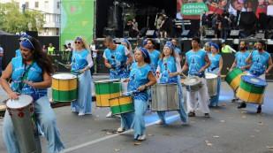 Die brasilianische Gruppe