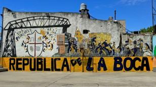 Willkommen in La Boca