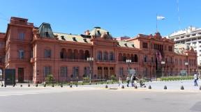Casa Rosada, Präsidentensitz