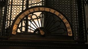 Antiker Aufzug