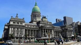 Palacio del Congreso, Sitz des argentinischen Nationalkongresses