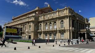 Teatro Colón, bedeutendste Bühne der Stadt