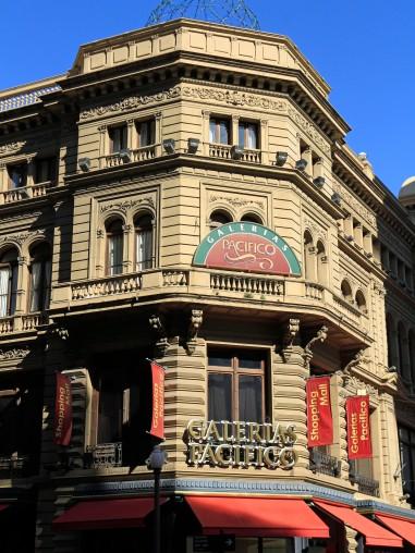 Galerias Pacifico, ein schickes Einkaufszentrum