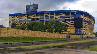 La Bombonera Stadion