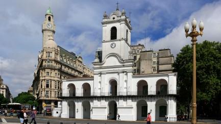 Cabildo - früher Rathaus, heute ein Museum