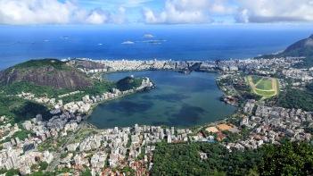 Lagune Rodrigo de Freitas