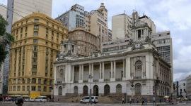 Palácio Pedro Ernesto - Das Stadtparlament