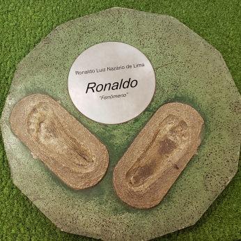 ...ebenso Ronaldo.