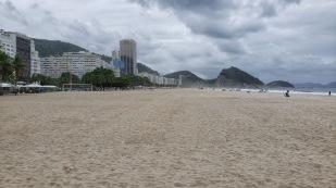 Copacabana für uns...