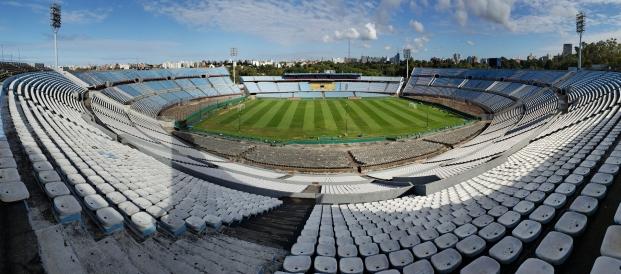 Estadio Centenario, das Fußball-Zentralstadion des Landes