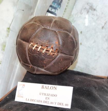 Der uruguayische Finalball