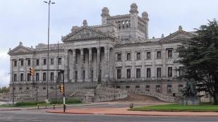 Palacio Legislativo, das Parlamentsgebäude