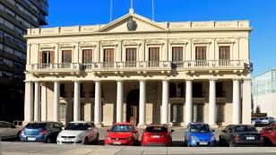 Palacio Estéviz, dient als Regierungssitz