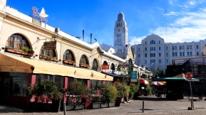 Mercado del Puerto, berühmt für tolles Essen