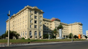Argentino Hotel von Piria errichtet