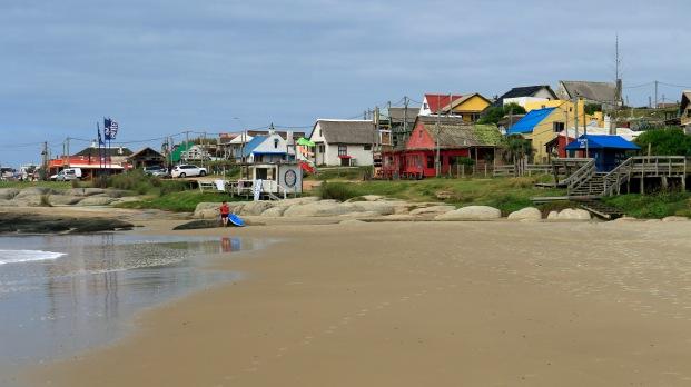 Auch hier wieder ein schöner Strand