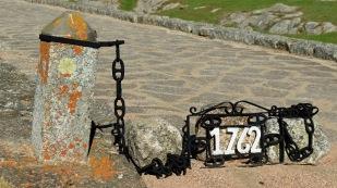 ...deren Bau 1762 begonnen wurde.
